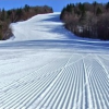 Tremblant Conditions, Grooming Par Excellence!