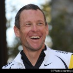 Lance Armstrong - 7 time Tour de France champion, and the world's most prominent advocate in the fight against cancer