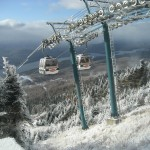 Mont Tremblant's main Gondola